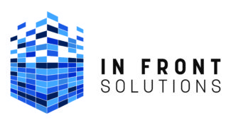 In Front Solutions Logo